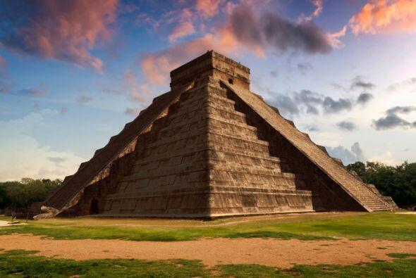 CHICHEN ITZA Los Mayas eran unos maestros de la astrología....