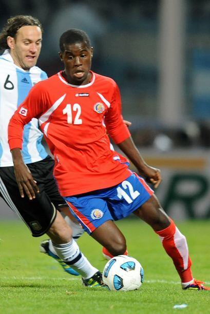 La paupérrima Copa América de Costa Rica tuvo a Joel Campbell como su el...