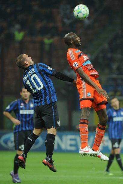 Mientras tanto, el Inter seguía con algunos problemas para abrir...