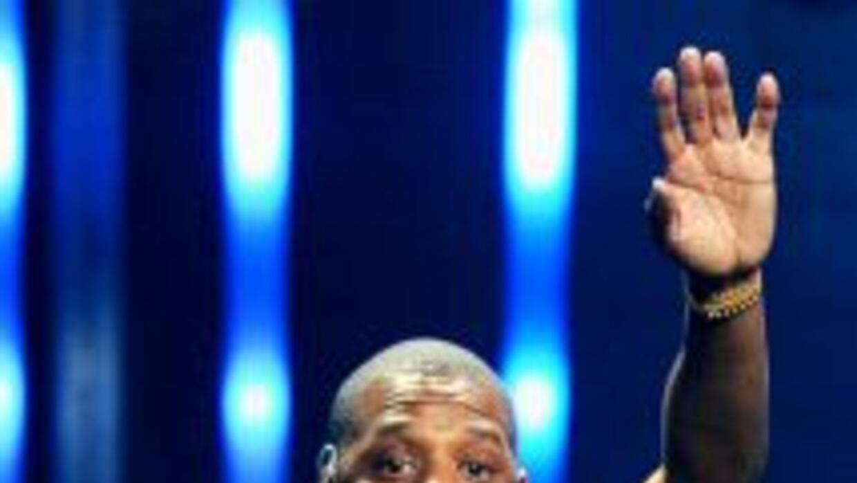 """A través de un verso de rap, Jay-Z confirmó el nacimiento de """"la niña má..."""