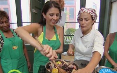 Maity Interiano nos lleva a conocer más de la gastronomía Brasileña