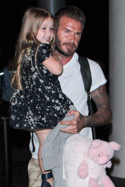 No, no es David Beckham.