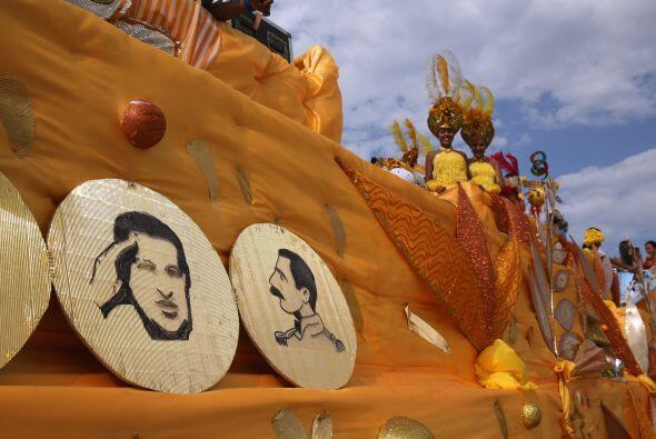 Y en época de carnaval, está muy presente en la memoria de los venezolanos.