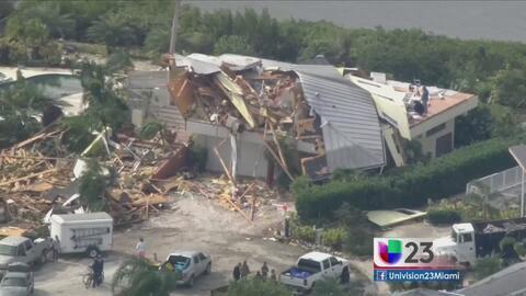 Tornados dejaron dos muertos en Tampa