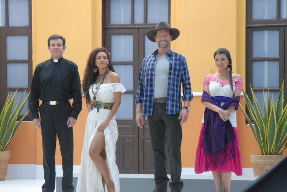 """Esta telenovela es el remake del melodrama """"La Mentira""""."""