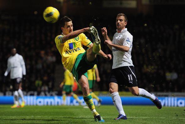 Norwich se defendió con todo lo que pudo, pero enfrente tenía un rival d...