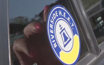 HEAT, el programa que ayuda a evitar el robo de autos en Riverside