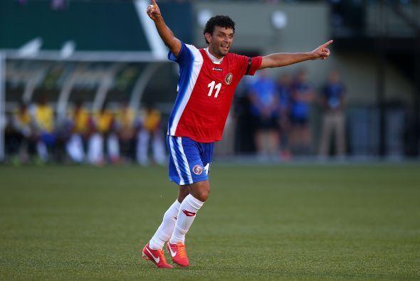 Además de bonito, el gol de Michael Barrantes ante Cuba en la jornada 1...