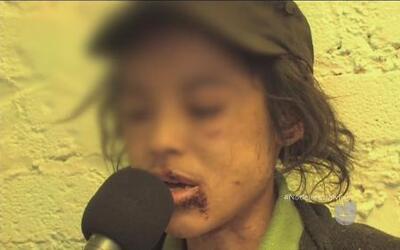 Una joven mexicana fue esclavizada durante dos años