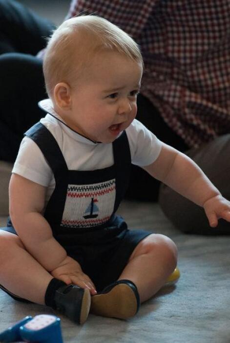 Los bebés saben cuán poderoso es su llanto, así que lo usan sin remordim...