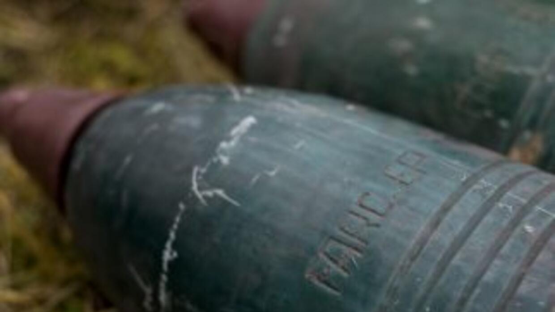 La guerrilla de las FARC ha sido sorprendida en posesión de armamento de...