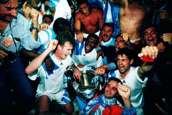1993 ya fue año de la Champions League' como se le conoce hasta l...