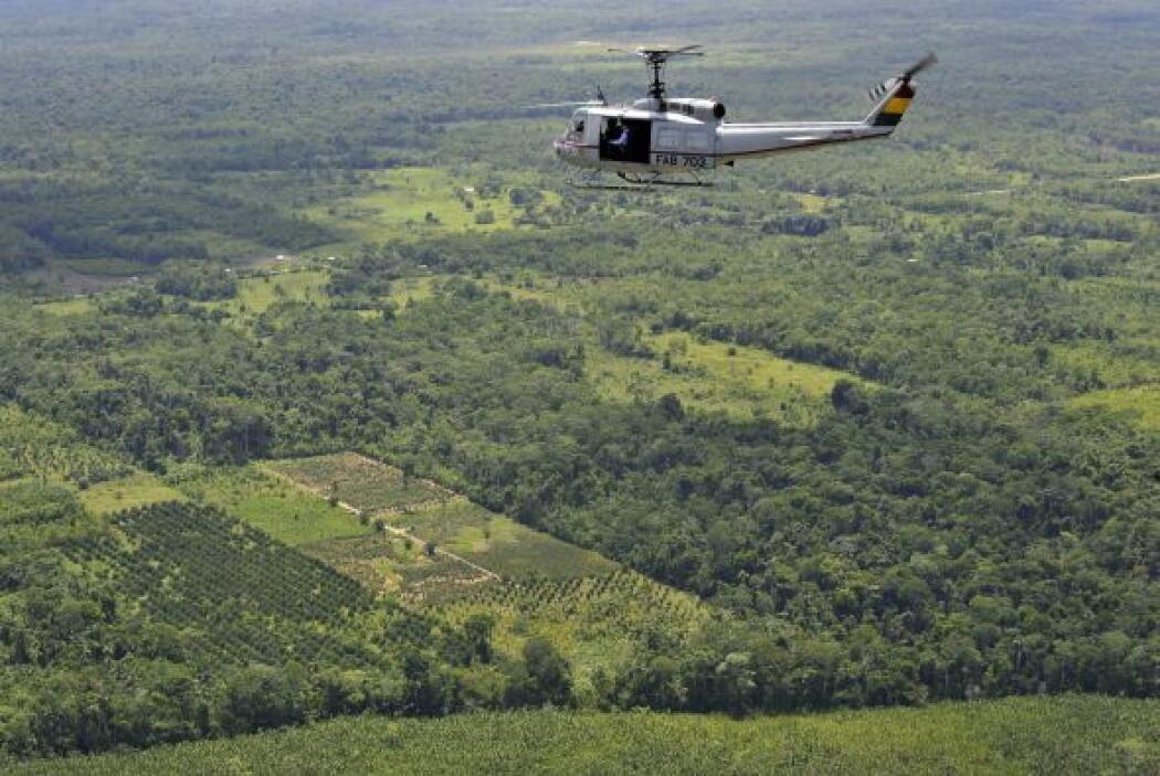 FEBRERO DE 2009- El gobierno de Evo Morales expropió 36 mil hectáreas de...