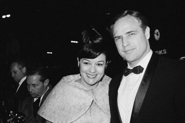 La actriz latina salió en clásicos como  'Mutiny on the Bo...