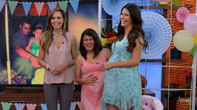 Michelle celebra su 'Baby Shower' junto a Ana Patricia