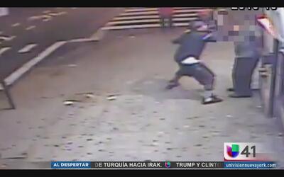 Arrestan a sospechoso de cortarle la cara a un hombre en El Bronx