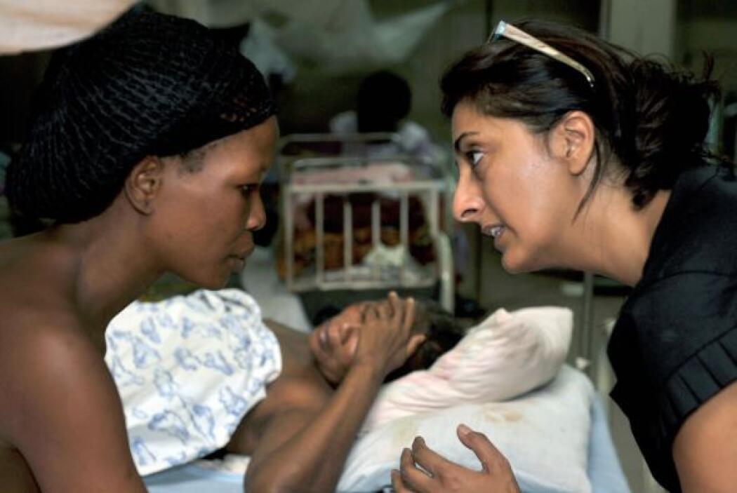 Un reto más para lograrse en el año 2015 es mejorar la salud materna reb...