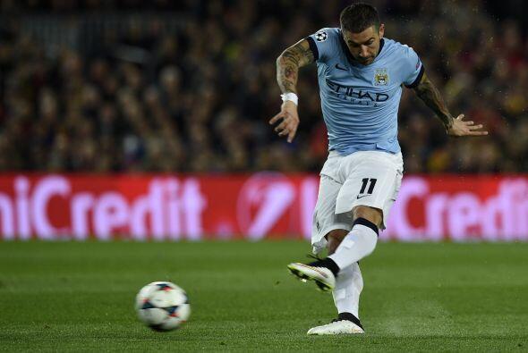 El Manchester City intentó atacar a su estilo hasta el últ...