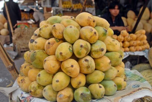 Tus vegetales afrodisíacos: ¡Los mangos! Esta fruta tropica...