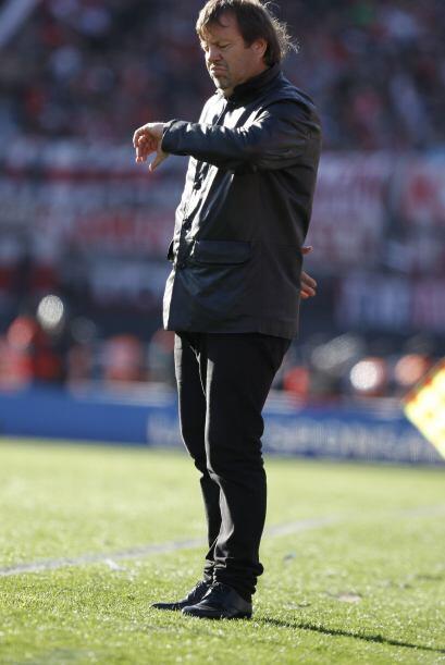 Ricardo Zielinsky, el entrenador serio y sobrio de Belgrano de Có...
