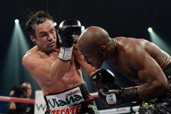 Los rápidos movimientos de Bradley tomaron a Márquez despr...