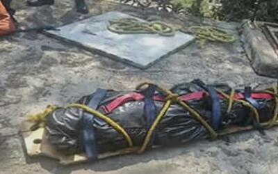 Encuentran cadáver en pozo que surte de agua a una comunidad en México