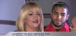 Lourdes Toledo se une a Plena Vida