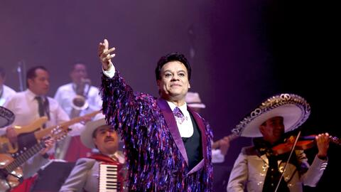Juan Gabriel. The musical icon known as the 'Divo of Juárez' died...