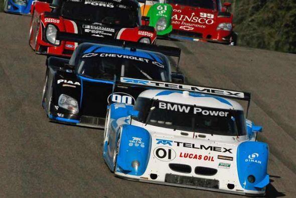 Rojas arrancó la carrera con los neumáticos usados en clas...