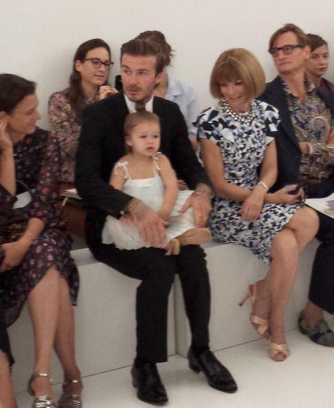 La esposa de David Beckham también habla sobre los esfuerzos y el...