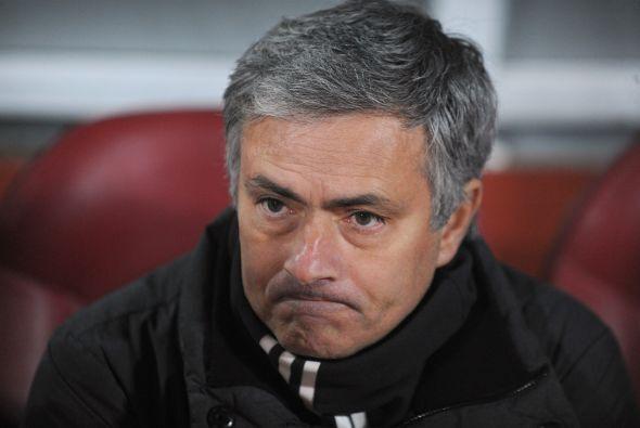 Con esta quinta derrota Mourinho iguala su récord de derrotas en una cam...