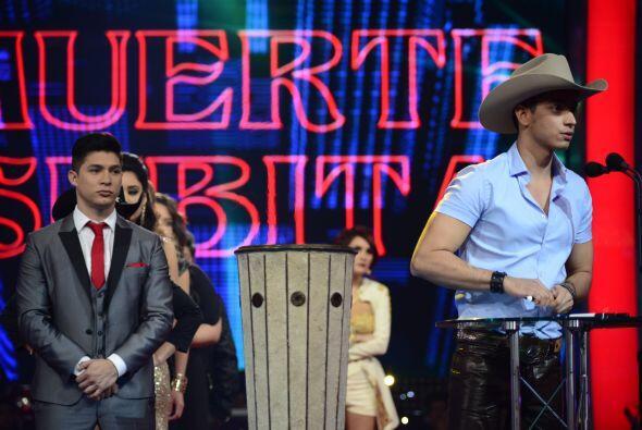 """José Enrique no cantó en la séptima gala, pero sí votó para sacar al """"má..."""