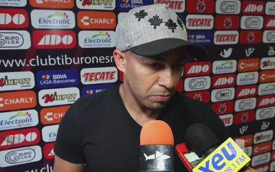 Egidio Arévalo denunció adeudos de Jaguares de Chiapas