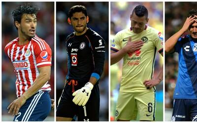 Oswaldo Alanís y Miguel Samudio, jugadores que no debes elegir en la J17