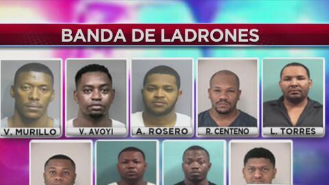 Arrestan a 17 colombianos en el Condado Fort Bend acusados de pertenecer...