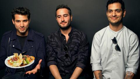 Reik, la banda pop que ama la salsa… picante