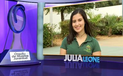 Orgullo de Nuestra Juventud: Academic Excellence Award