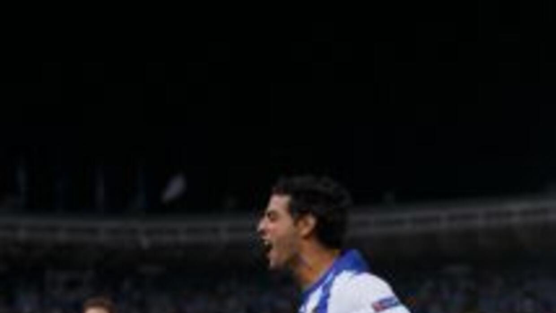 Carlos Vela hizo su décimo tercer gol de la temporada para darle el triu...