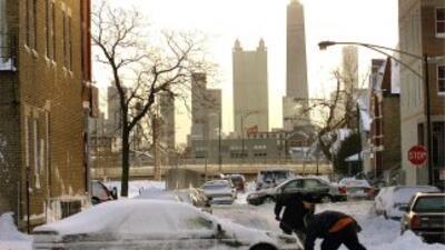 Debes tomar varias precauciones a la hora de manejar en la nieve