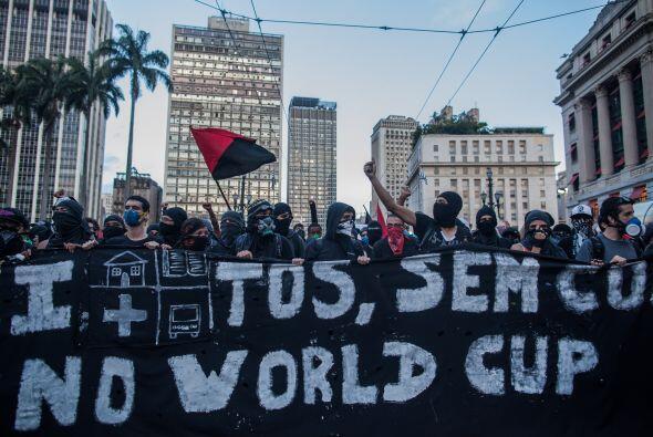 Aunque en todas ellas la presencia de manifestantes fue mucho menor de l...