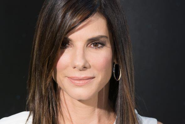 57. SANDRA BULLOCK La ganadora del Oscar brilla una vez más por &...