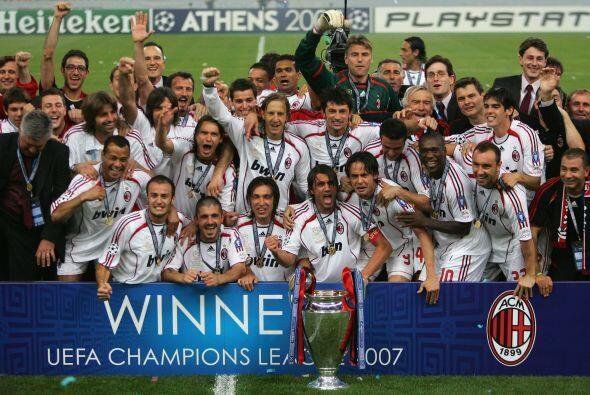 Milan tomó venganza de lo acontecido dos años atrás...