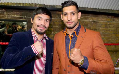 Pacquiao vs Khan