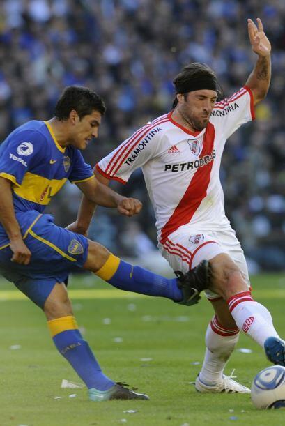 River Plate lleva una racha negativa de siete años sin ganar en e...