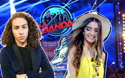 #LaBanda: Gabriel fue un WOW y Aleysha un What???
