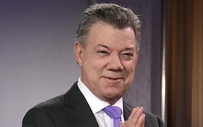 Juan Manuel Santos donará el dinero del Premio Nobel a las víctimas del...