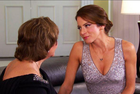 Por fin Ana, Soledad te explicará por qué te abandonó.