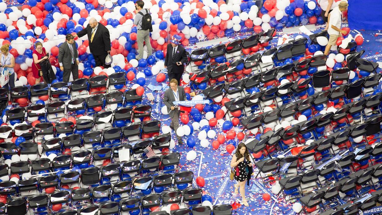 Lo que dejó la Convención Nacional Demócrata de Filadelfia.