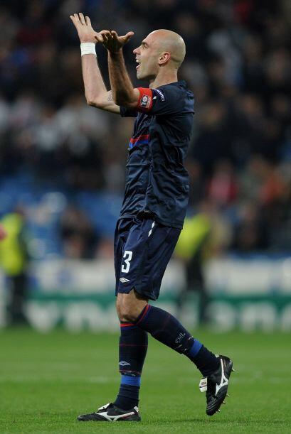 La experiencia del sudamericano fue fundamental para el Lyon.