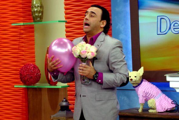 Adal le cantó y confesó su amor por la Machado.